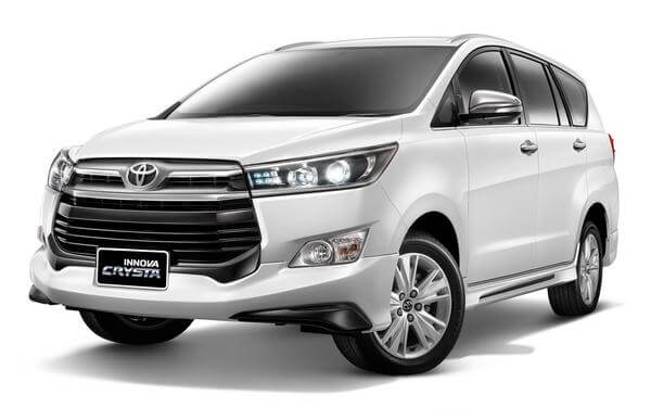 affordable taxi services- innova crysta